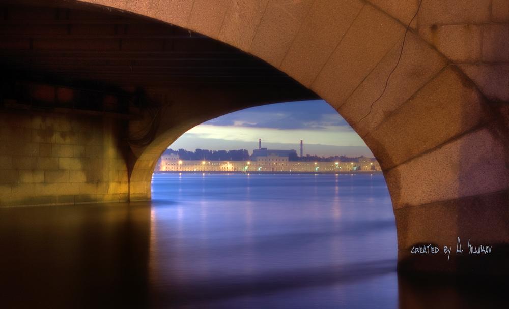 будет фотографии из под моста синди