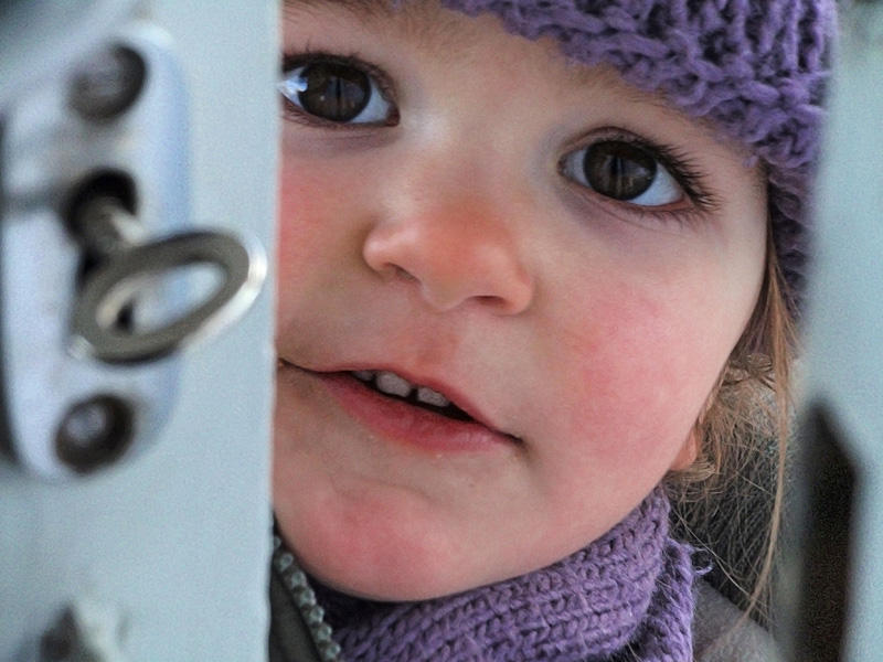 """photo """"Regard d'enfant"""" tags: portrait, children"""