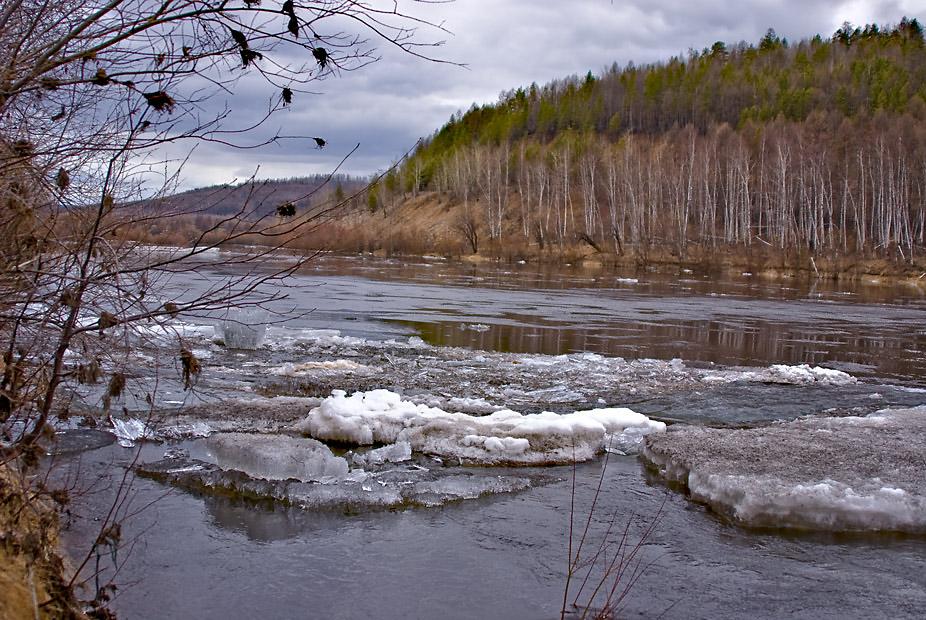 Картинки река весной для детей