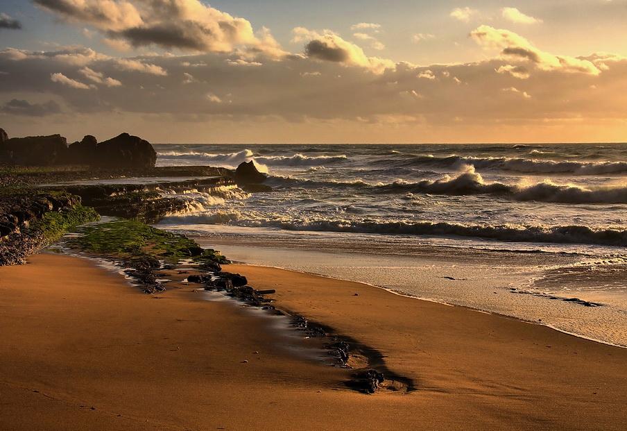 "фото ""Fim de dia"" метки: пейзаж, вода"