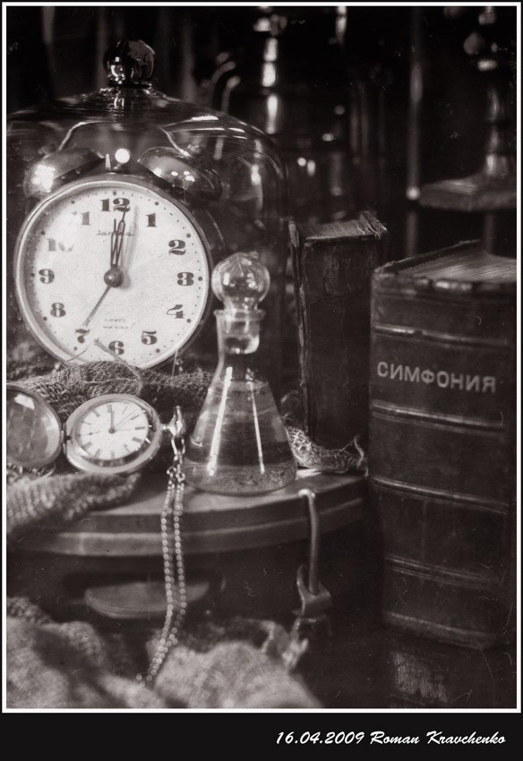 "фото ""Симфония времени"" метки: натюрморт, город,"