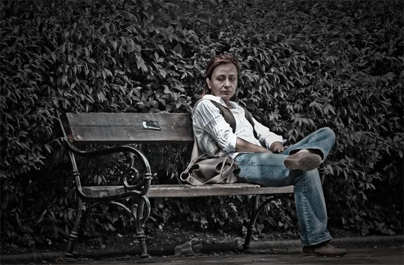 """фото """"loneliness"""" метки: город, разное,"""
