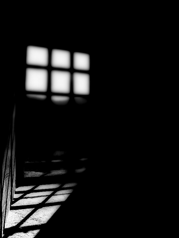 "photo ""Prison."" tags: black&white,"