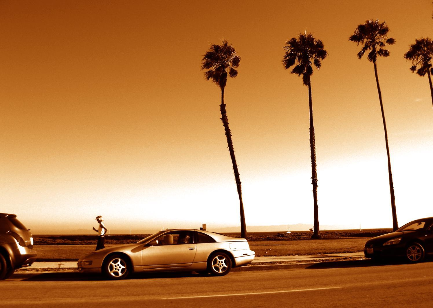 "фото ""Santa Barbara"" метки: путешествия, город, Северная Америка"