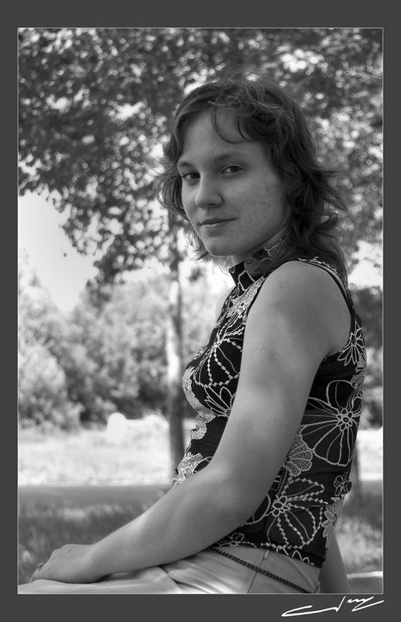 "фото ""Татьяна"" метки: портрет, женщина"