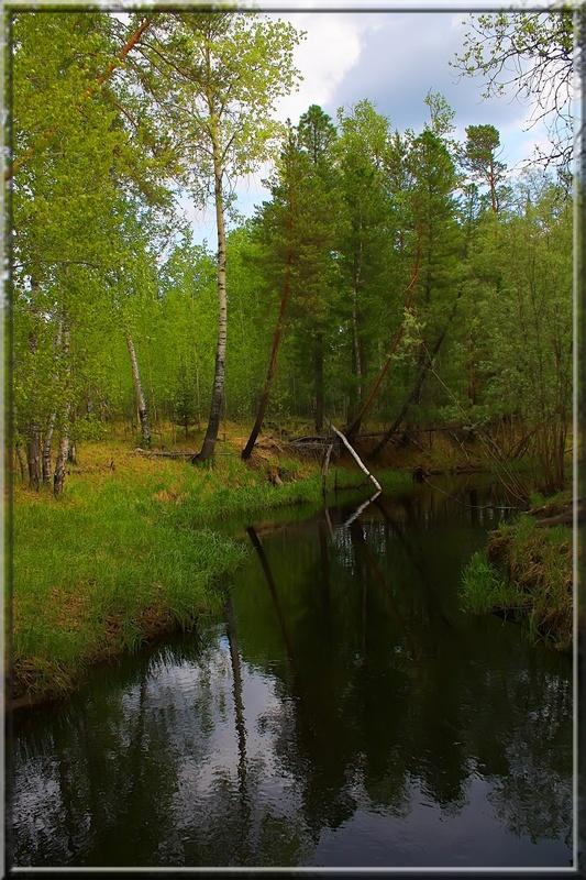 """фото """"Тывь-Ега"""" метки: пейзаж,"""