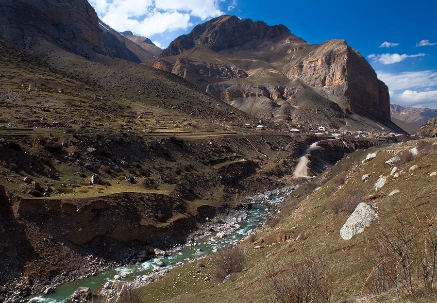 """фото """"Северный Кавказ"""" метки: пейзаж, горы"""