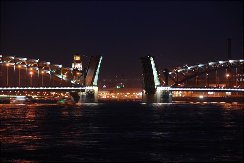 "фото ""Raised bridge"" метки: путешествия,"