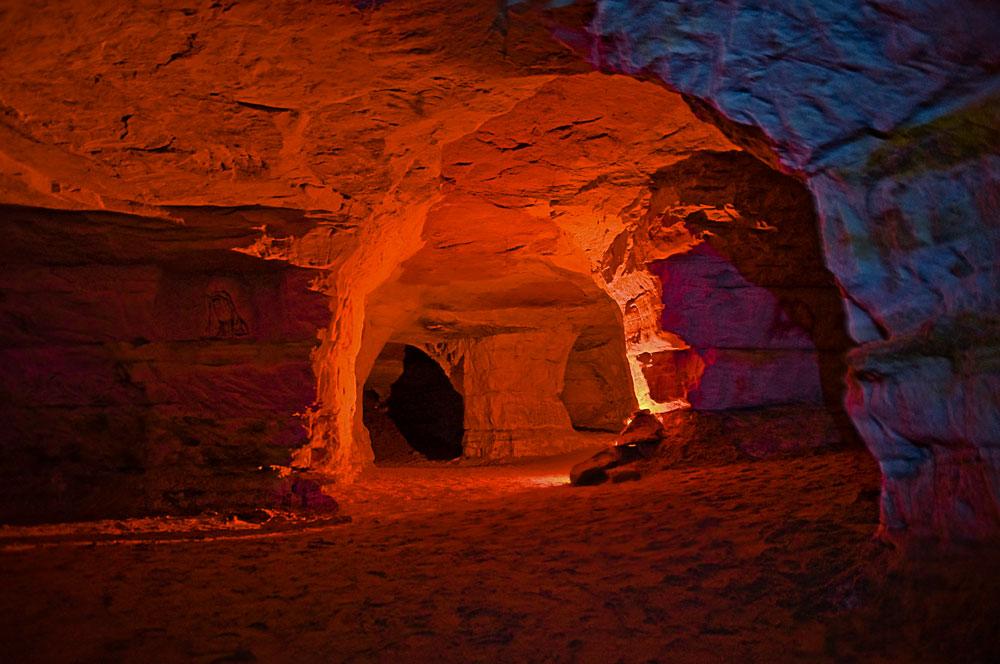 """фото """"В пещере Горного Короля"""" метки: пейзаж, разное, горы"""