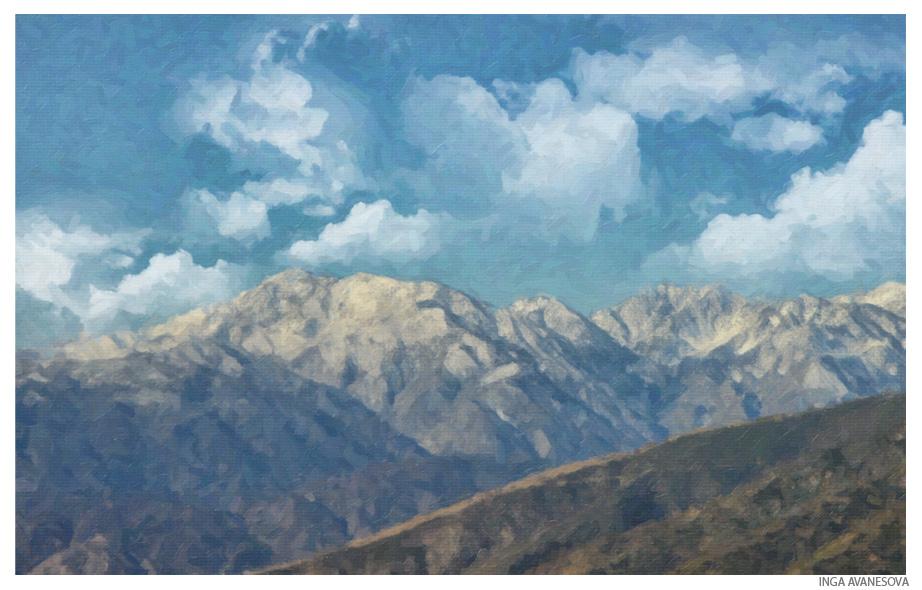 """фото """"Big Bear"""" метки: пейзаж, горы"""