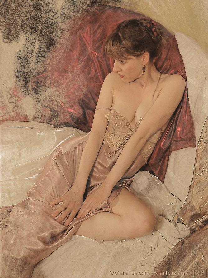 """photo """"Bizet"""" tags: portrait, woman"""