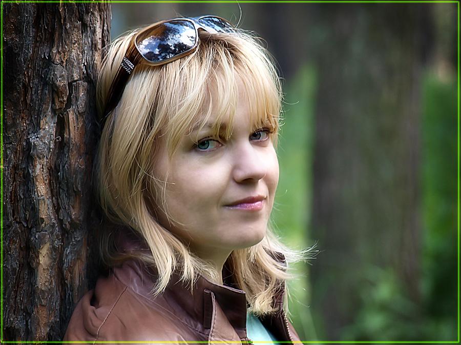"""фото """"сосновый бор"""" метки: портрет, женщина"""