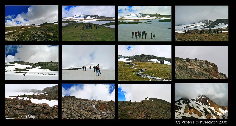 """фото """"История одного восхождения"""" метки: пейзаж, путешествия, горы"""