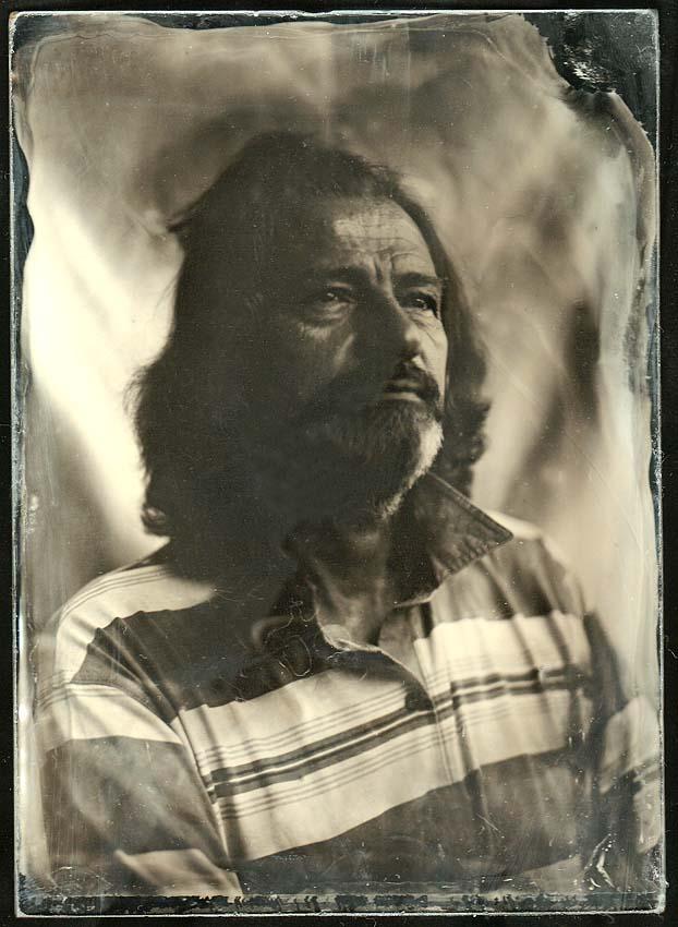 "фото ""Мой друг Борис"" метки: портрет, черно-белые, мужчина"