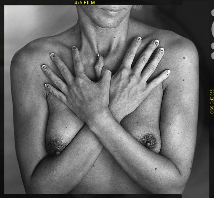 "photo ""Hidden Innocence"" tags: portrait, woman"