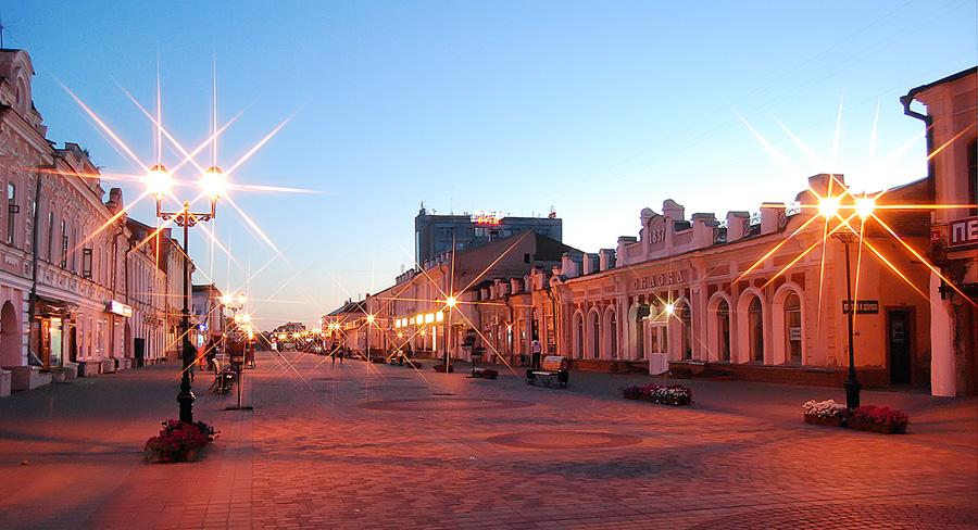 Воронежская улица тамбов фото