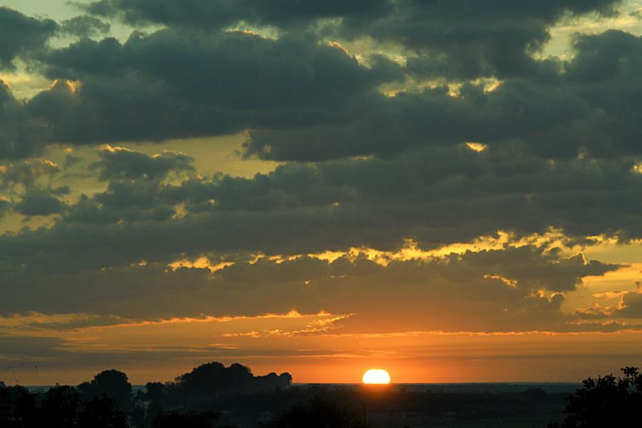 "photo ""Sunrise"" tags: landscape, spring, sunset"