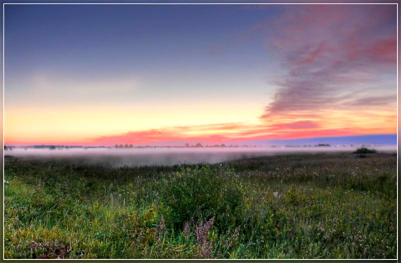 "photo ""***"" tags: landscape, summer, sunset"