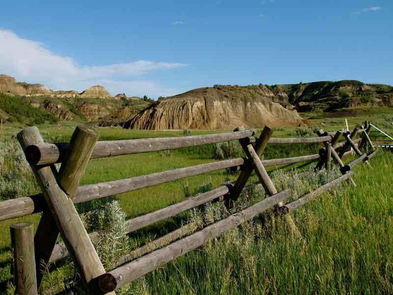 """фото """"Bad Lands"""" метки: пейзаж, лето"""