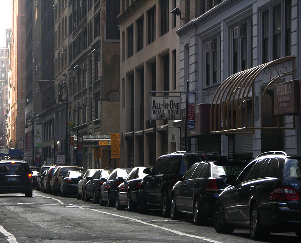 "photo ""Looking For A Spot"" tags: city,"