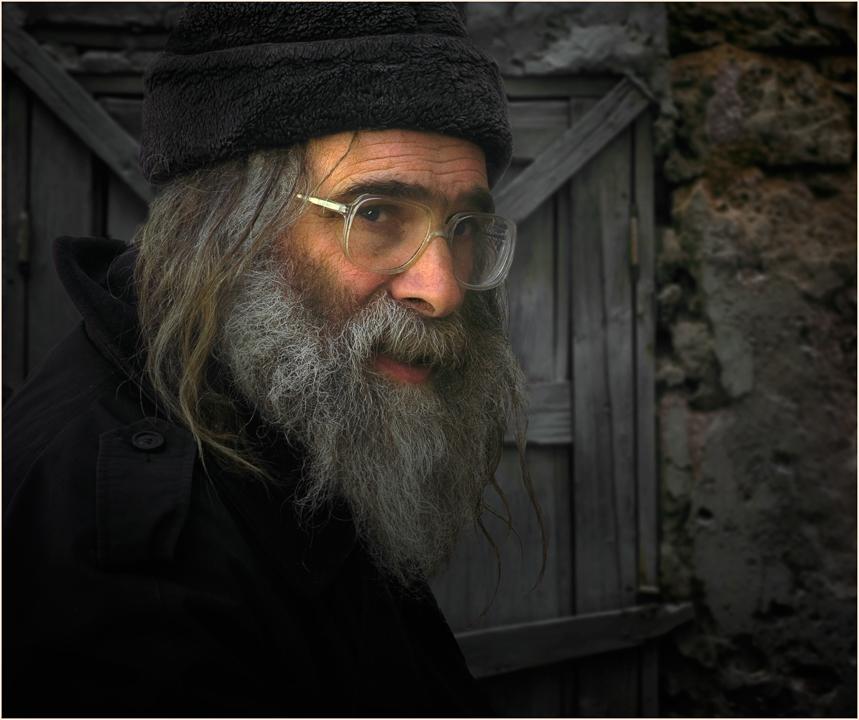 """фото """"Странник"""" метки: портрет, мужчина"""