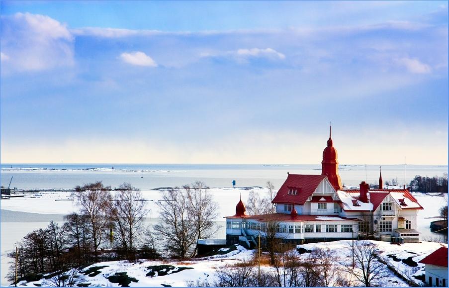 "photo ""Fairy tale"" tags: landscape, winter"