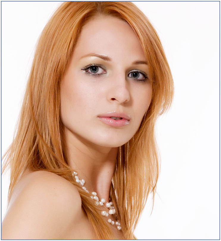 """photo """"Натали"""" tags: portrait, glamour, woman"""