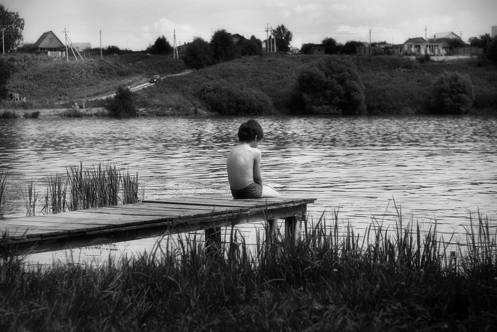 "фото ""Одиночество"" метки: жанр,"