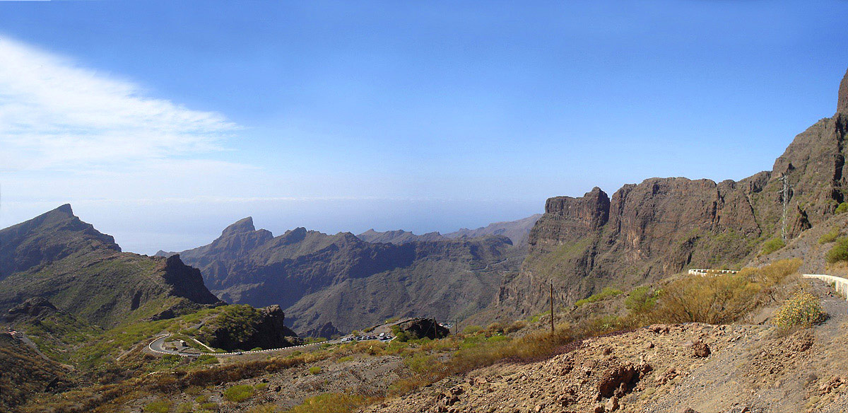 "photo ""Canyon Mask"" tags: landscape, mountains"
