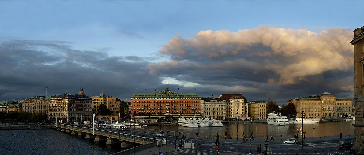 """фото """"Перед дождем"""" метки: путешествия, пейзаж, Европа, облака"""
