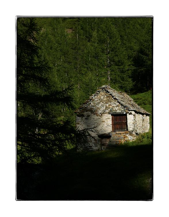 "фото ""La Baita"" метки: архитектура, пейзаж, горы"