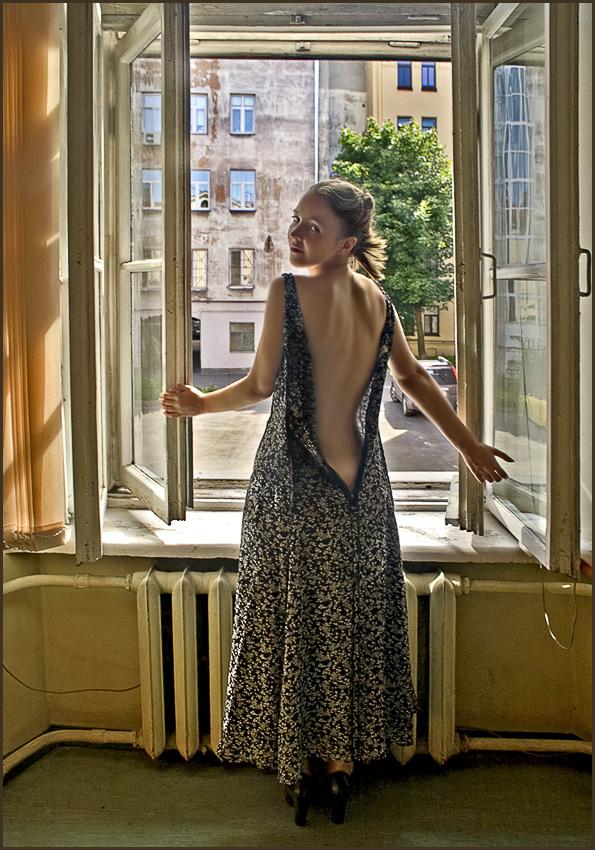 """фото """"доброе утро!"""" метки: портрет, жанр, женщина"""