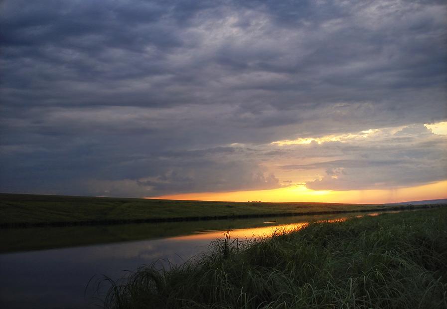 """фото """"Встречая рассвет"""" метки: пейзаж, закат"""