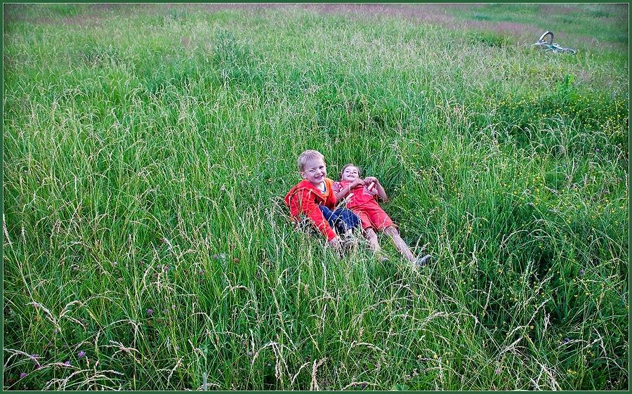 """фото """"счастье есть"""" метки: портрет, дети"""