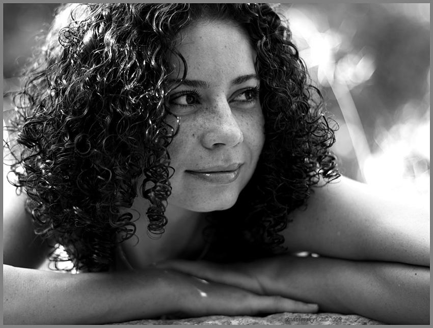 """фото """"freckles"""" метки: портрет, женщина"""