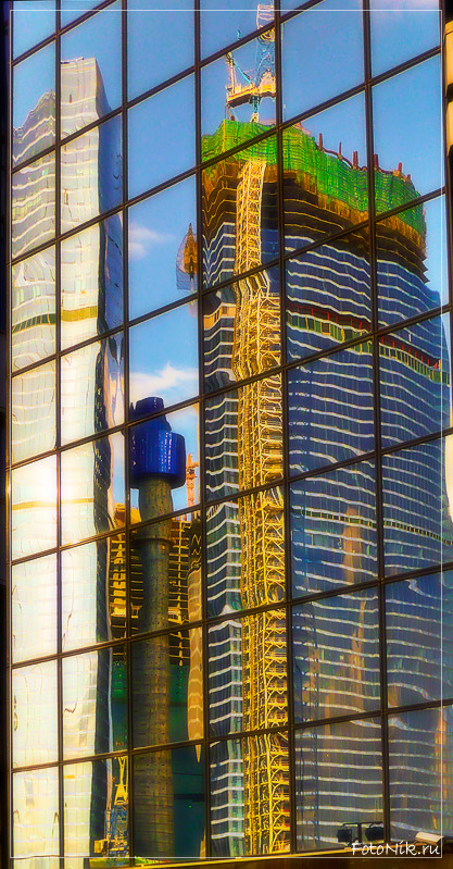 "photo ""Construction #2"" tags: fragment, misc.,"