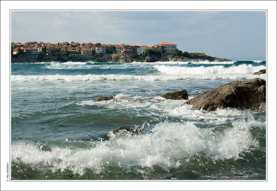 "photo ""Sozopol... (1)"" tags: landscape, architecture, water"