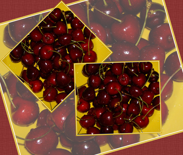 "photo ""Cherry"" tags: genre, macro and close-up,"