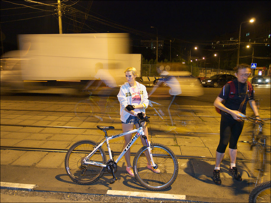 "photo ""Moscow Night Run (2)"" tags: reporting, sport,"