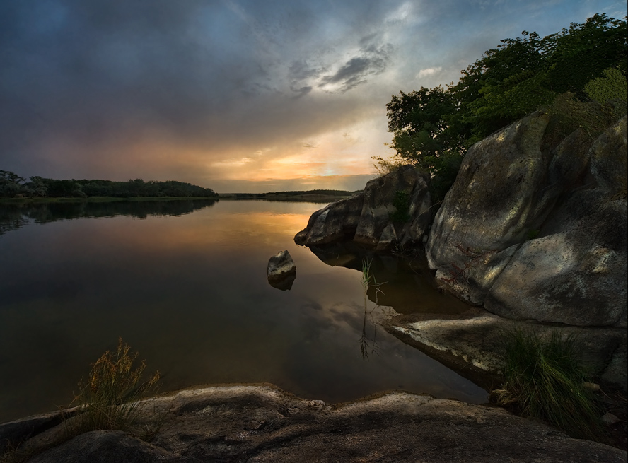 """фото """"B.kmcrbv dtxthjv"""" метки: пейзаж, вода"""