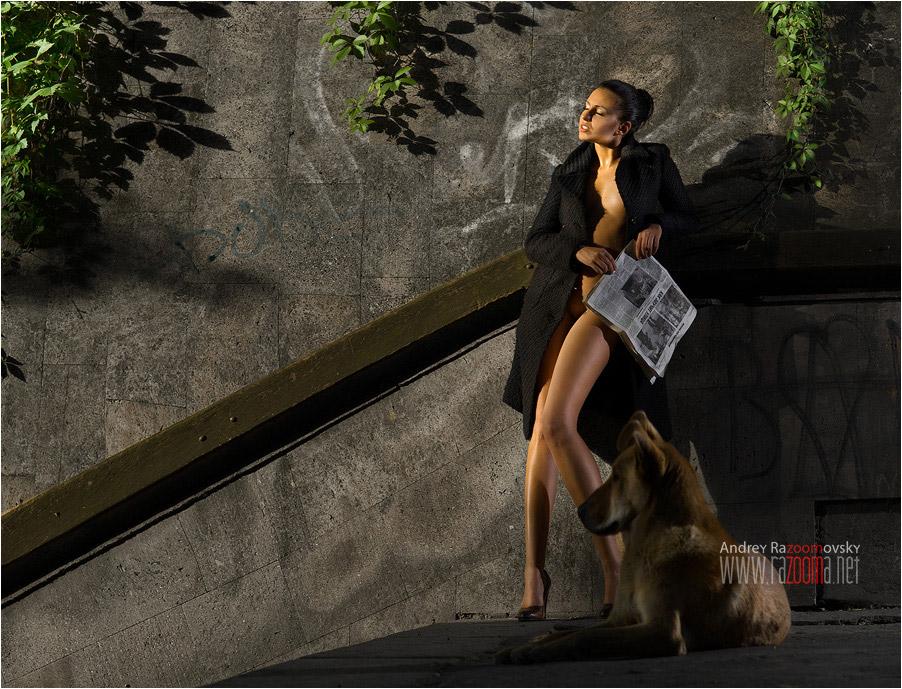 "фото ""Одесса_25 552  2692 J"" метки: портрет, женщина"