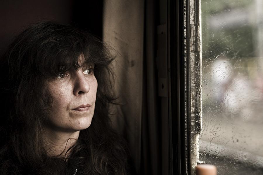 "фото ""Woman from Ostrava"" метки: портрет, женщина"