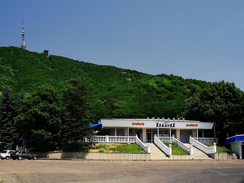 """фото """"Машук"""" метки: пейзаж, горы"""