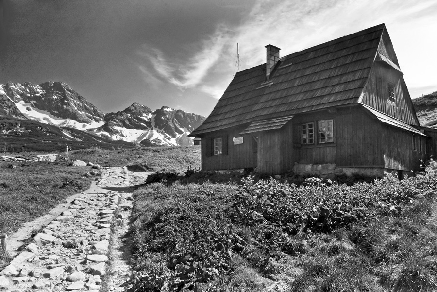 "photo ""Tatra Mountains"" tags: landscape, mountains"
