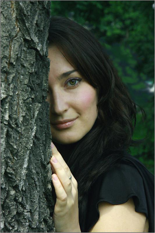 "photo ""Viktoria"" tags: portrait, woman"