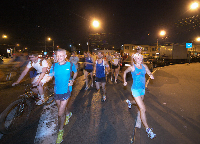 "photo ""Moscow Night Run (4)"" tags: reporting, sport,"