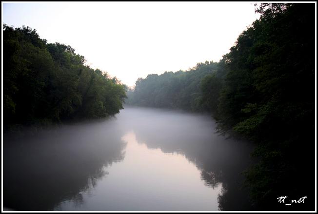 """фото """"Smoke On The Water II"""" метки: пейзаж, вода"""