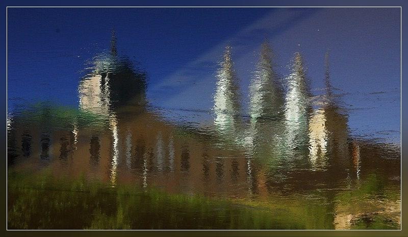 """фото """"Смоленск"""" метки: архитектура, пейзаж,"""
