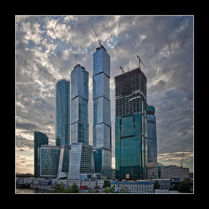 "фото ""Москва-Сити"" метки: архитектура, город, пейзаж,"