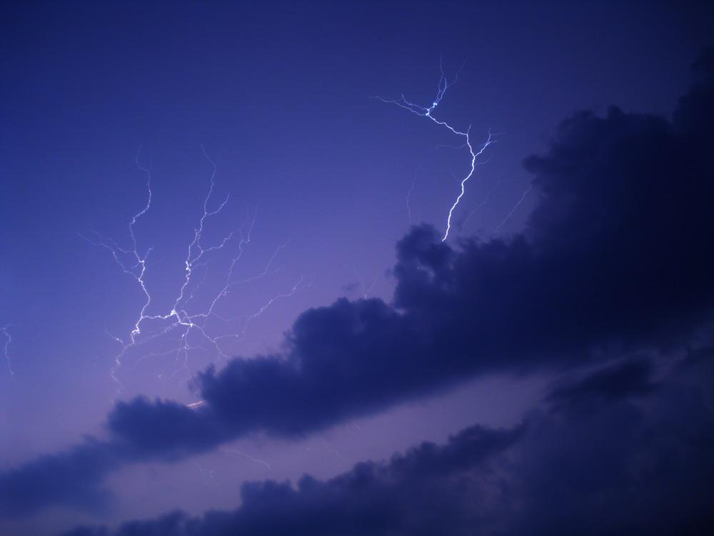 """фото """"Lightnings"""" метки: пейзаж,"""